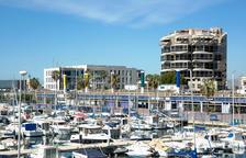 Imatge d'arxiu de les instal·lacions del Club Nàutic de Tarragona.