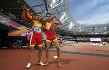Gerard Descarrega es converteix en el rei dels 400 metres