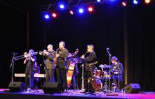 La Vella Dixieland inaugura l'Ascó Jazz Festival