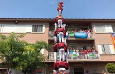 La Joves de Valls i la Jove de Tarragona porten castells de 9 a Llorenç del Penedès