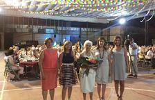 Aurora Marqués Grau, de Móra la Nova, escollida l'àvia de la Ribera d'Ebre aquest 2017