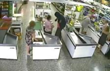 A presó un atracador que va robar a dos establiments de Segur de Calafell