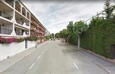 El vehicle va ser localitzat a l'avinguda Imperial Tàrraco de Coma-ruga.