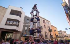 A La Canonja, la Jove i el Serrallo roden castells que han d'evolucionar per Sant Magí