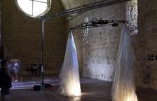 Máquinas musicales en el Castell de Miravet