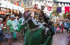 Salou tornarà a l'edat medieval durant la Festa del Rei Jaume I
