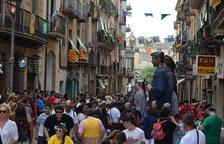 La asociación gitana tarraconense llena el Cós del Bou con su fiesta