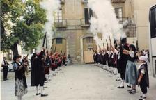 Santa Tecla celebra los aniversarios de diez entidades del 'seguici' de Tarragona