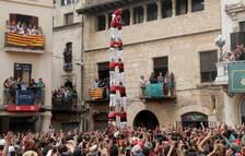 Les actuacions de l'Onze de Setembre poden deixar grans castells