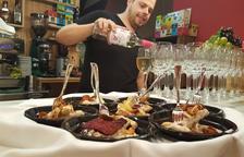 El 'Dimecres Tapa' serveix 15.000 tapes i 13.000 copes de vi de la DO Conca de Barberà
