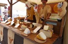 Salou inicia la Festa del Rei Jaume I con la inauguración del XVIII Mercat Medieval