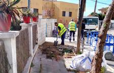 Calafell inverteix 1,9 MEUR en la reparació i construcció de voreres a Segur