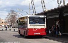 Demanen que el bus torni a arribar a la zona del Sanatori del Vendrell