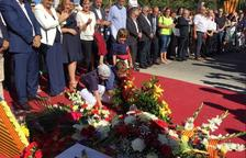 Tarragona es prepara pels actes de la Diada de l'11 de setembre