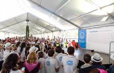 La 26ª Paella Popular de la Pobla reúne a cerca de 1.800 personas