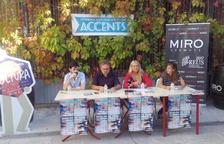 Una dotzena d'artistes participaran a la nova edició de l'Accents de Reus