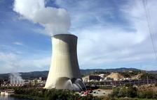 La Central Nuclear d'Ascó atura l'activitat per una anomalia en un dels indicadors del flux neutrònic