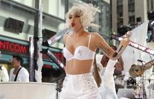Lady Gaga cancel·la els dos concerts a Barcelona