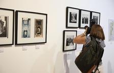 Imatge de la presentació de l'exposició.