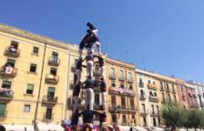 Santa Tecla somriu a la Jove i a Sant Pere i Sant Pau