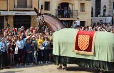 Tarragona gaudeix d'un multitudinari matí de Santa Tecla