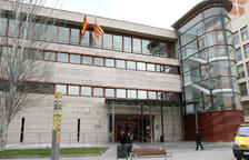 Els jutjats de Reus, en una imatge d'arxiu.