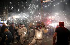 El Correfoc de Santa Tecla cierra diez días de éxtasis y emoción tarraconense