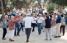 Més de 400 persones participen en el 35è Aplec de la sardana Vila de Constantí
