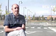 Captura del vídeo de la plataforma