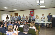 El PDeCat de Vilallonga demana a l'equip de govern cancel·lar el sopar de la Festa Major d'Hivern