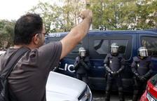 La Generalitat es persona com a acusació en prop de 50 casos contra Policia i Guàrdia Civil per l'1-O