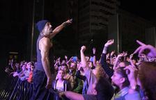 Més de 7.000 persones van gaudir del concert de la Kapital