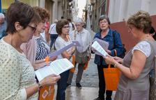 Una ruta amb textos de Pere Anguera descobreix el Reus del segle XIX