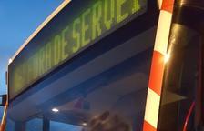 El EMT intentará sacar los buses a la calle a lo largo de la tarde para cumplir con los servicios mínimos obligatorios