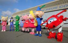Els més petits podran gaudir de Peppa Pig o els Power Rangers a firaReus