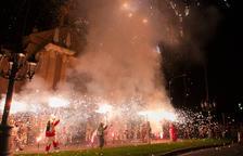 El foc il·lumina el santuari i tanca una Misericòrdia que s'ha allargat quinze dies
