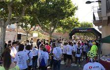 Ja et pots inscriure a la cursa Hol·la Genís del Morell contra el càncer infantil