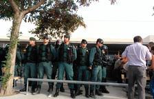 Arxiven provisionalment la querella contra la Guàrdia Civil per les càrregues de l'1-O a Mont-roig