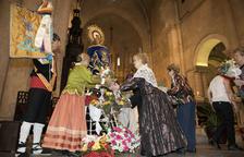Els aragonesos celebren la tradicional Missa Baturra a la Catedral
