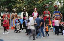 La Vitxeta estrena vestido en el congreso internacional 'Món Gegant'