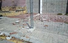 El Vendrell prevé derribar las partes deterioradas del Brisamar