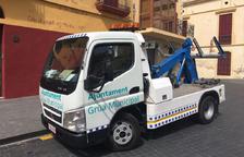 L'Ajuntament de Calafell recupera la gestió directa del servei de grua