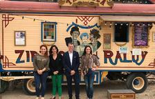 El Circo Raluy Legacy abre su carpa a Amposta