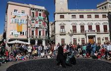 El Festival COS de Reus sigue potenciando la danza y refuerza los espectáculos de calle