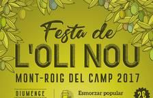 Mont-roig del Camp acollirà la seva tradicional Festa de l'oli nou