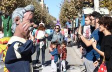 Els elements populars se sumen als actes del 30 d'Octubre de Salou