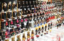 Más de 2.000 pequeños y grandes visitan el primer Salón solidario de Playmobil