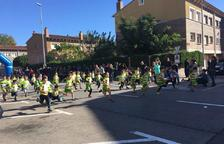 Un total de 741 joves prenen part en el Cros Pare Manyanet de Reus