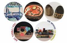 L'exposició col·lectiva 'Art, terra i foc: Cinc artistes i la ceràmica' arriba a la Sala Portal del Pardo