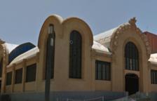 Imatge de la façana del Mercat Central de Tarragona.